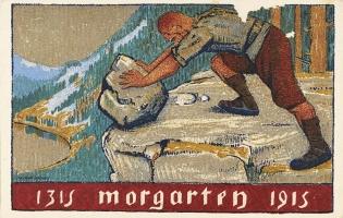 1315 Morgarten 1915